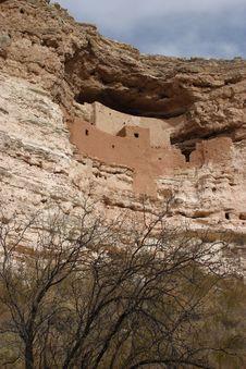 Free Montezuma Castle Stock Photo - 1454850