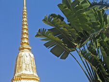 Free Temple In Bangkok Royalty Free Stock Photos - 1454968
