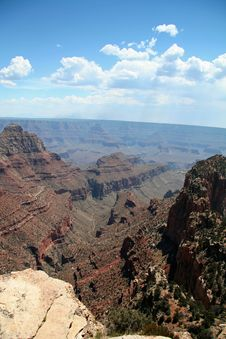 Free Grand Canyon Overlook Stock Photo - 1456070