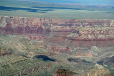 Free Grand Canyon Close Up View Royalty Free Stock Image - 1456086