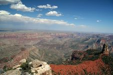 Free Wide Open Grand Canyon Scenic Stock Photo - 1456090