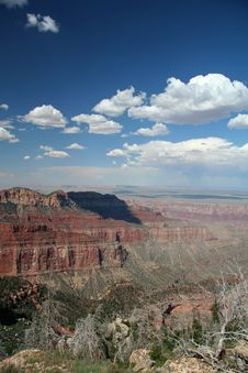 Free Grand Canyon Overlook Stock Photos - 1456093