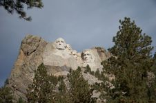 Free Mount Rushmore National Memorial Stock Images - 1457654