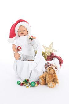 Free Christmas Toys Stock Photos - 1458023