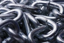Free Chain Royalty Free Stock Image - 1458426