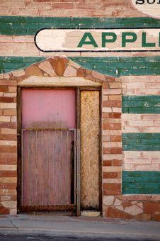 Free Appliance Store Door Stock Photos - 1458583