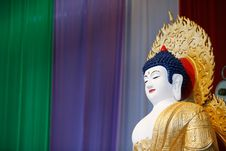 Free Statue Of Budha Stock Images - 1458744