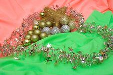 New Year S Still-life Royalty Free Stock Photo