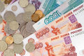 Free Russian Moneys Royalty Free Stock Images - 14503399