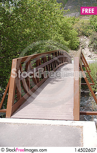 Free Long Bridge Royalty Free Stock Photography - 14502607