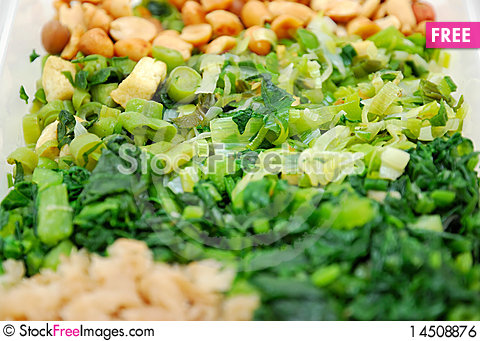 Free Variety Of Healthy Vegetables Royalty Free Stock Image - 14508876