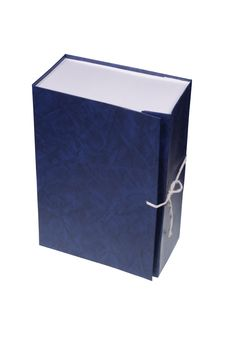 Free Large Box For Papers Royalty Free Stock Photo - 14501735