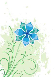 Free Beutiful Floral Wallpaper Royalty Free Stock Photos - 14501848