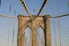 Free Brooklyn Bridge Stock Photography - 14502152