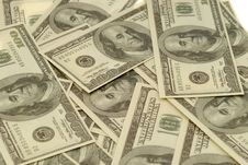 Free Dollars Backgrounds Royalty Free Stock Photos - 14502618