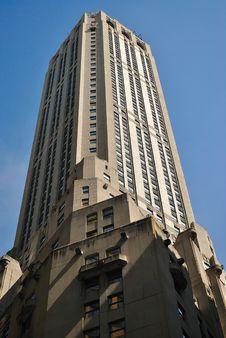 Free Art Deco New York Skyscraper Royalty Free Stock Photos - 14503078