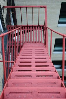 Free Fire Escape Stock Images - 14503174