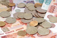 Free Russian Moneys Royalty Free Stock Photo - 14503535