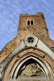 Free Architectural Details Of Old Church Stock Image - 14504031