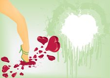 Free Love Hurts Royalty Free Stock Photography - 14504587