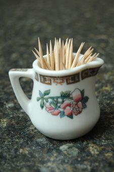 Free Toothpicks Royalty Free Stock Photography - 14504967