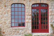 Free Door And Window Stock Image - 14505061