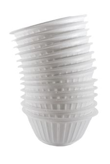 Free Styrofoam Bowl Stock Image - 14506131