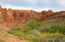 Free Arches National Park, Utah Stock Image - 14506251