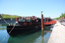 Free Barge Stock Images - 14506774