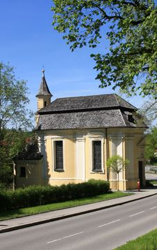 Free Chapel In Schongau Royalty Free Stock Photo - 14507305