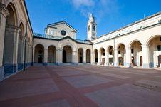 Free Shrine Of Nostra Signora Della Guardia Stock Image - 14508301