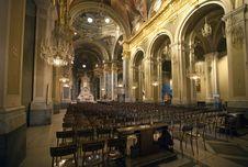 Free Shrine Of Nostra Signora Della Guardia Royalty Free Stock Photos - 14508328
