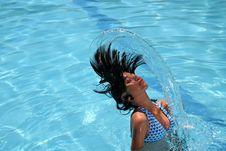 Free Hair Flipping Stock Photo - 14508360