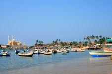 Free Fishing Vessels Stock Photos - 14508713
