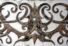 Free Orang Ulu Motif Design Royalty Free Stock Image - 14508806
