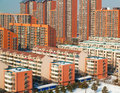 Free Apartment Buildings, Beijing Royalty Free Stock Photography - 14510227