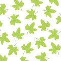 Free Seamless Wallpaper With Leaves Stock Photos - 14519993