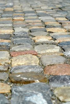 Free Cobblestones Stock Photography - 14510042