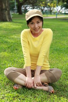 Free Asia Girl Stock Image - 14510861
