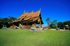 Free Thai Temple 01 Stock Photos - 14511423