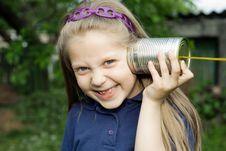 Free Telephone Royalty Free Stock Photography - 14511807