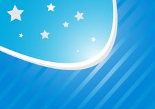 Free Vector Blue Background Stock Photos - 14513563