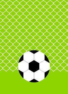 Free Soccer Ball Royalty Free Stock Photos - 14514438