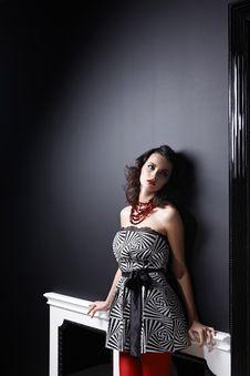 Free Glamour Royalty Free Stock Photos - 14515108