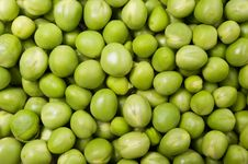 Free Fresh Green Peas. Stock Photography - 14515302