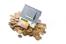 Free Money House Stock Images - 14516204