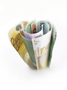 Free Money Stock Photography - 14516262