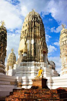 Free Thai Pagoda Stock Photography - 14516572