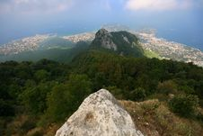 Free Ischia, Island In The Mediterranean Sea Royalty Free Stock Photography - 14516597