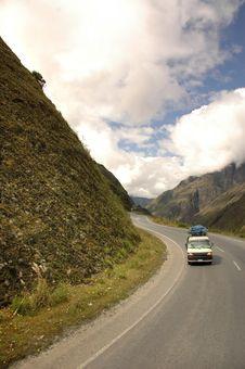 Free Roadtrip In The Mountains Stock Photos - 14516863